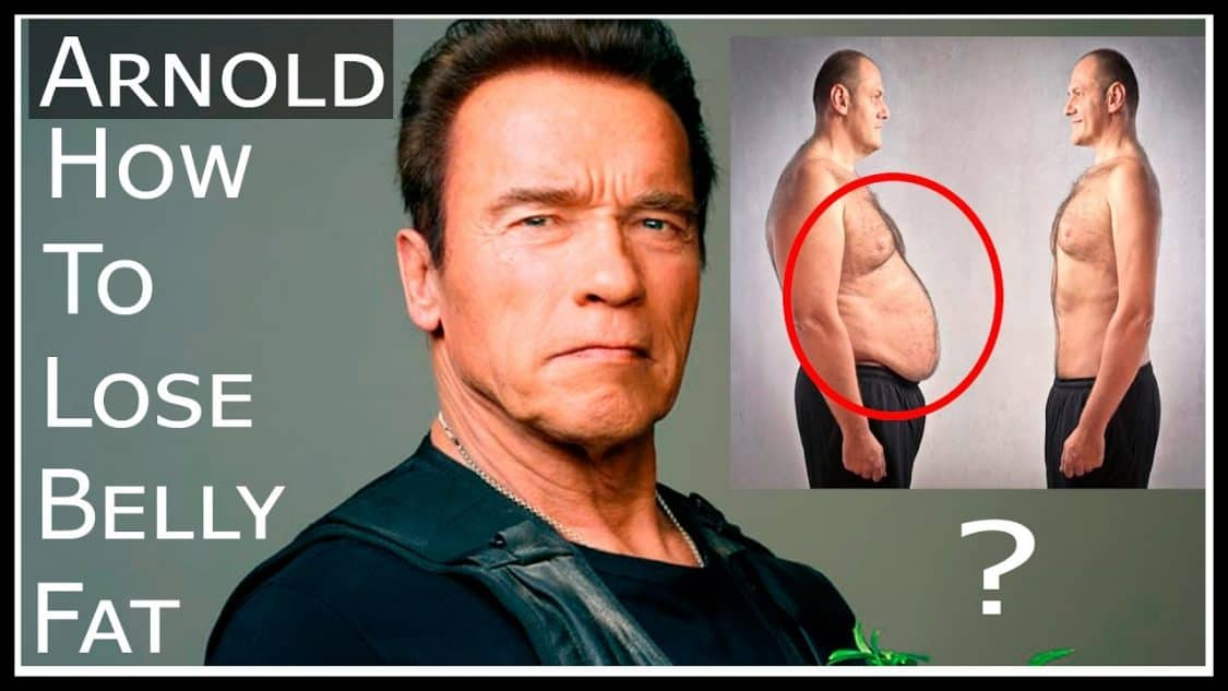 Lose Belly Fat Fast By The Terminator