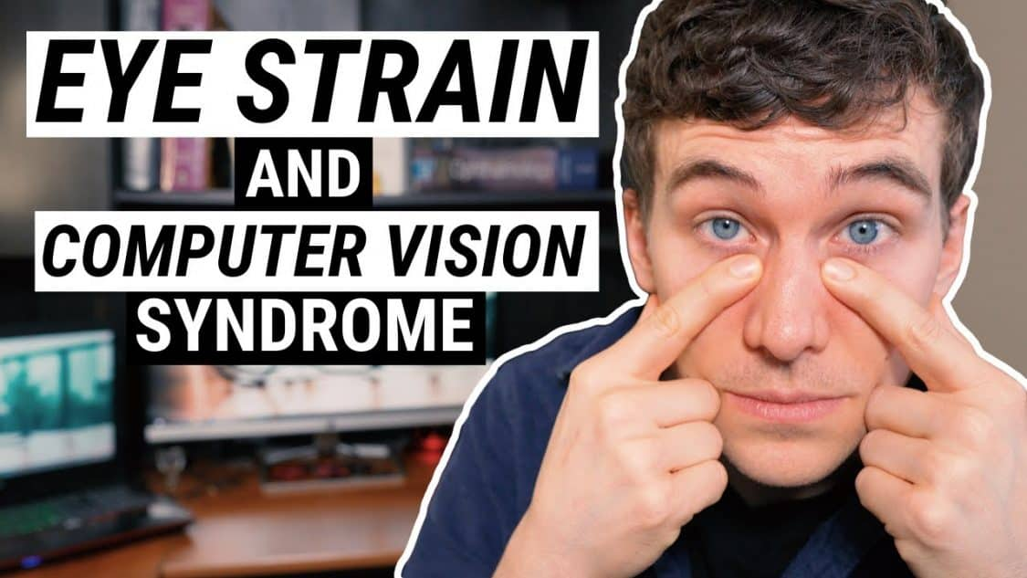 5 Tips and Eye Exercises for EYE STRAIN Relief
