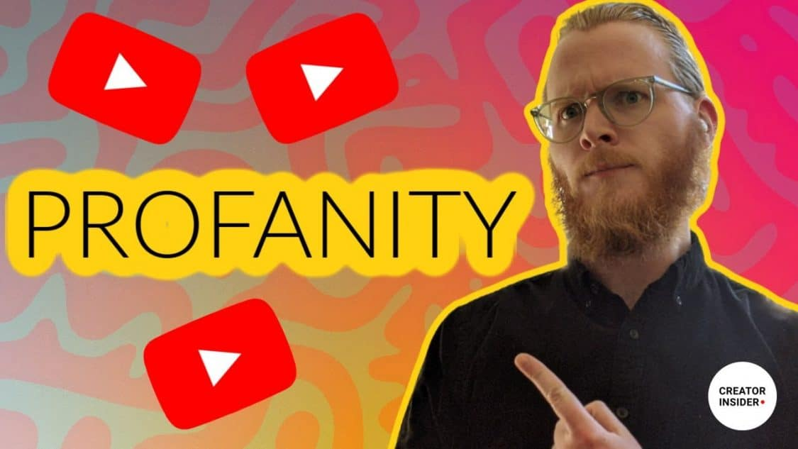 How to Accurately Rate Your YouTube Content: PROFANITY