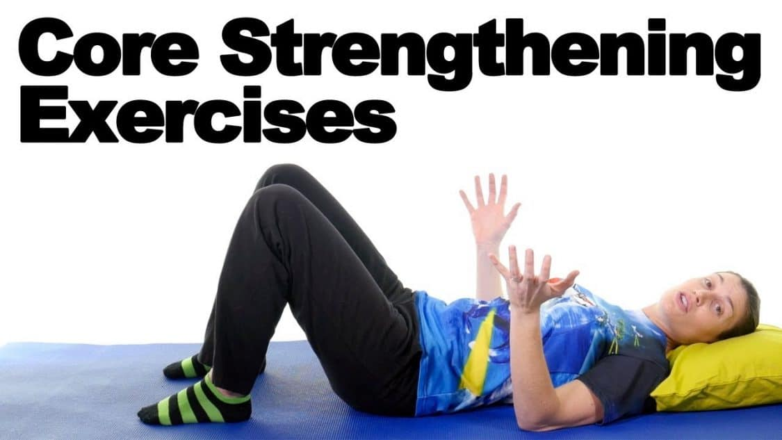 7 Great Core Strengthening Exercises – Ask Doctor Jo